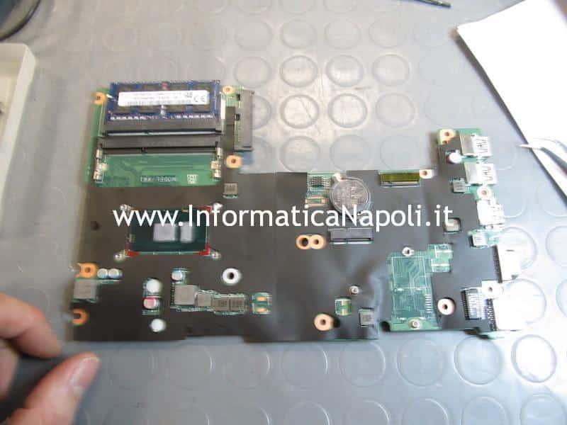 HP ProBook 440 G3 X61 Motherboard DA0X61MB6G0 eeprom bios GD25Q128C
