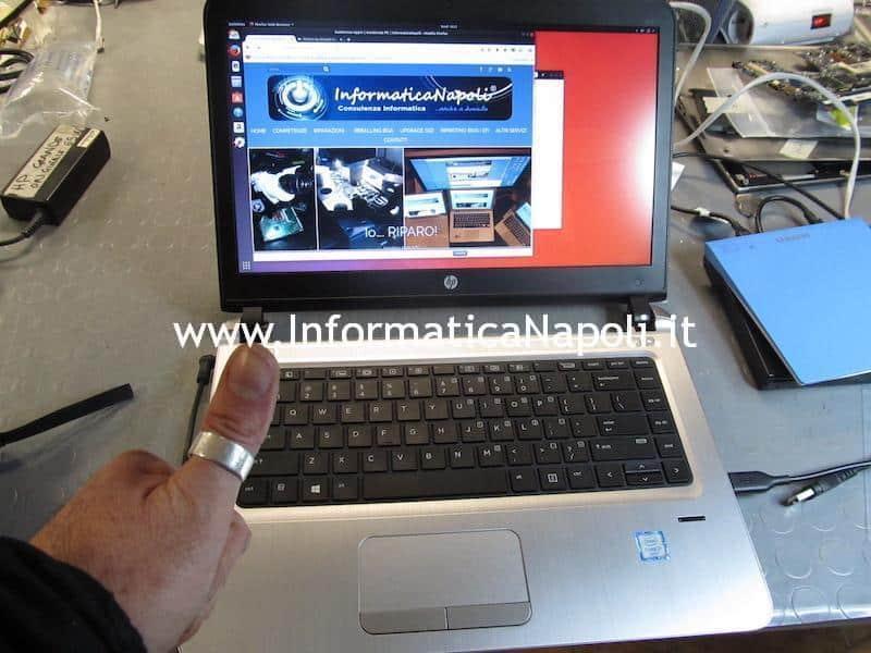 HP ProBook 440 G3 riparato