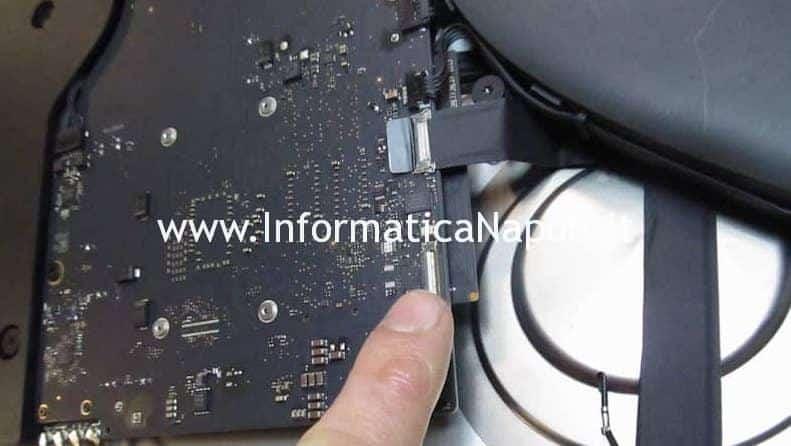 upgrade RAM Apple iMac A1418