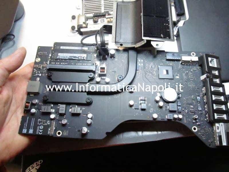 upgrade Scheda logica Apple iMac A1418