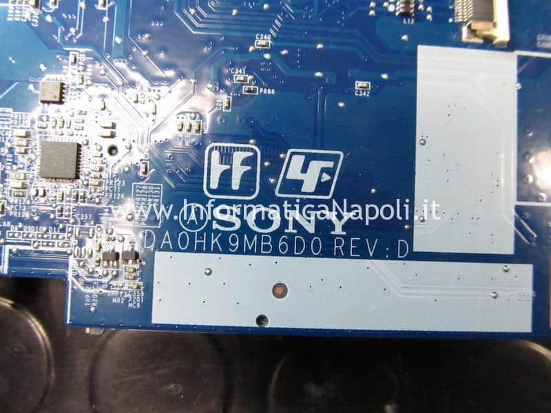 Sony Vaio SVF152 non si accende