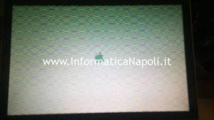 Problema avvio: schermo artefizi Apple MacBook Pro