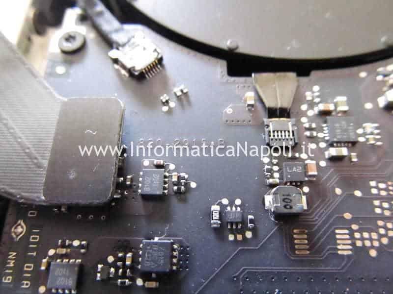 disattivare GPU AMD Discreta macbook pro 15 mb 820-2915