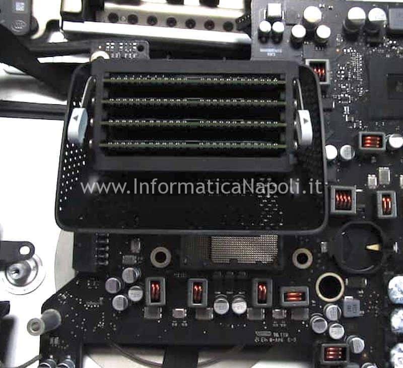 slot ram iMac A1419 27 pollici late 2012 820-3299-A