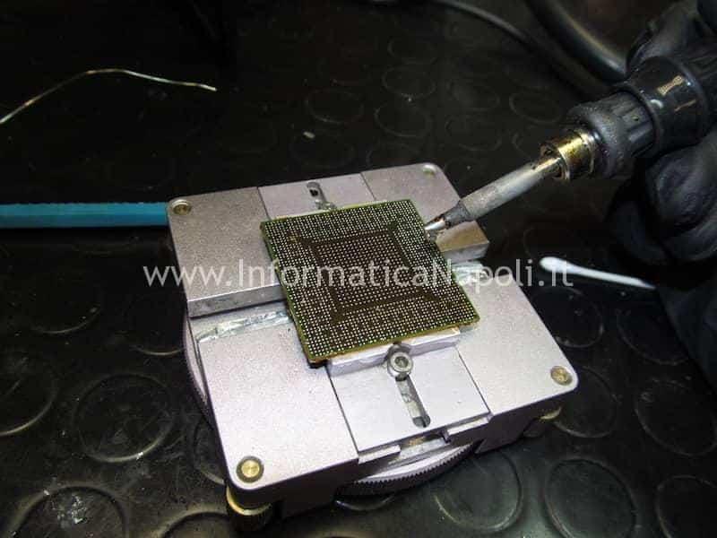 Pulizia flussante N13E-GTX-W-A2 iMac A1419 27 pollici late 2012 820-3299-A