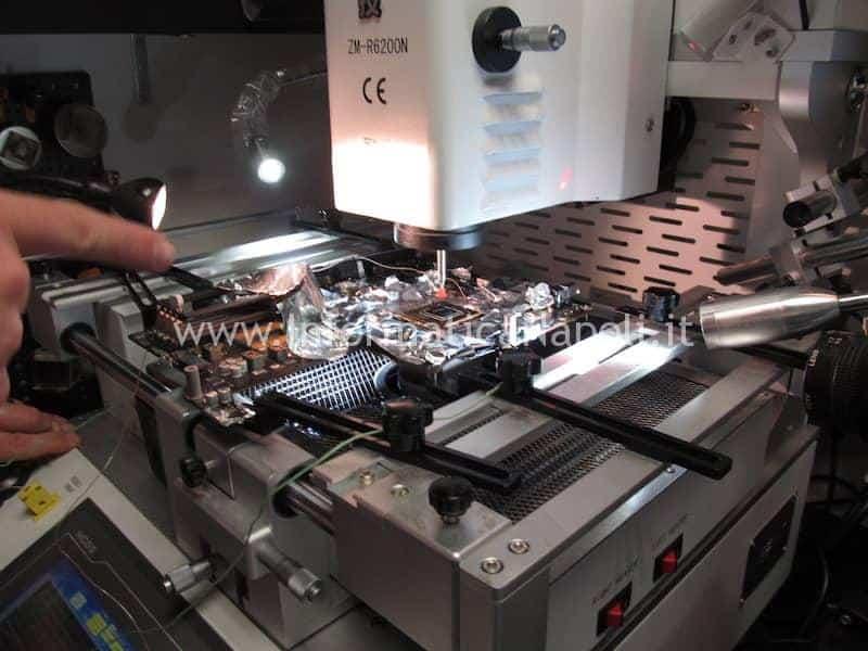 come riparare nVidia N13E-GTX-W-A2 iMac A1419 27 pollici late 2012 820-3299-A