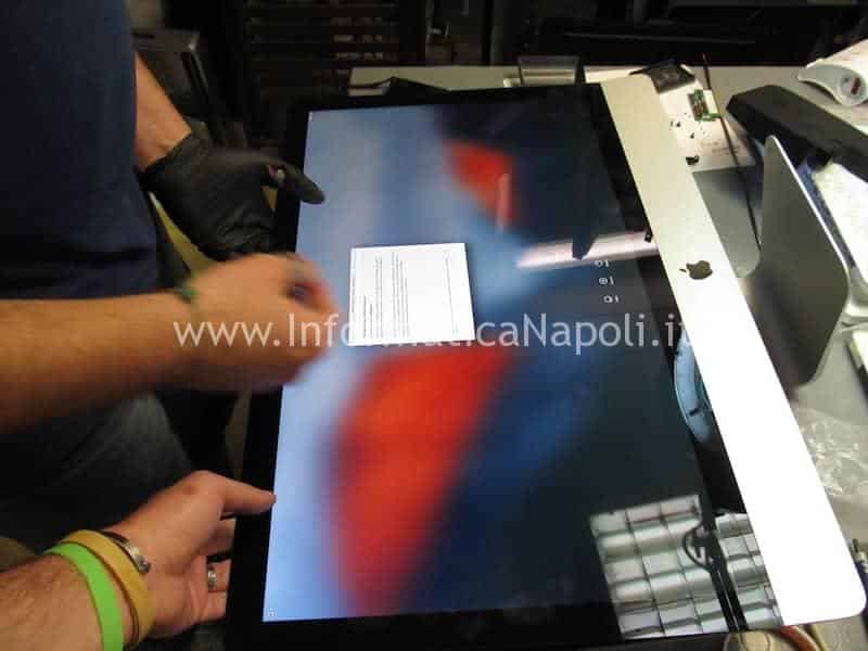 nVidia N13E-GTX-W-A2 iMac A1419 27 pollici late 2012 820-3299-A riparato funzionante