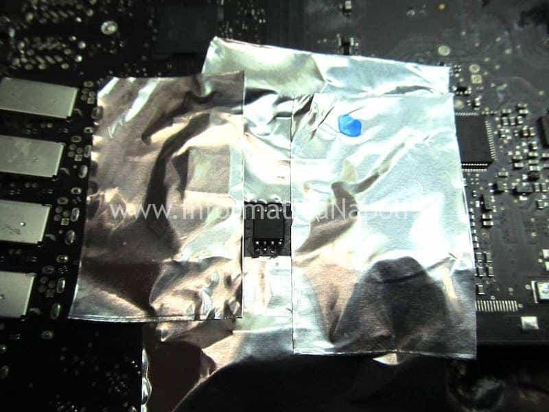 bios chip eeprom EFI MX25L6406E