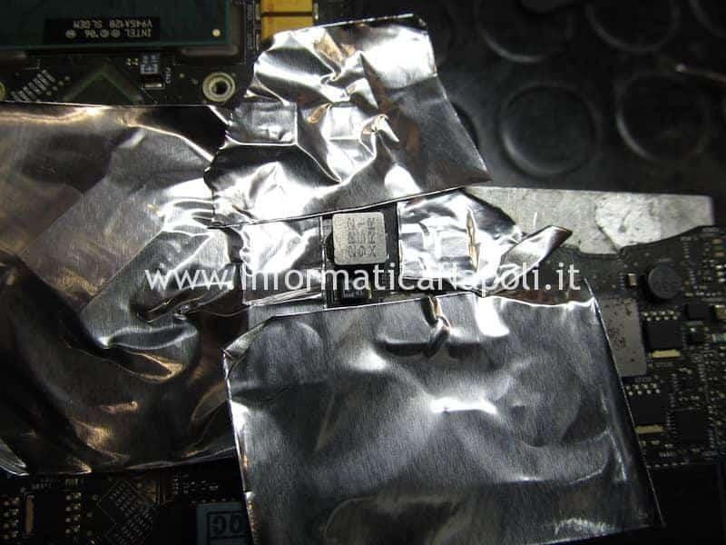 come riparare macbook pro 17 2009 A1297 820-2610-A