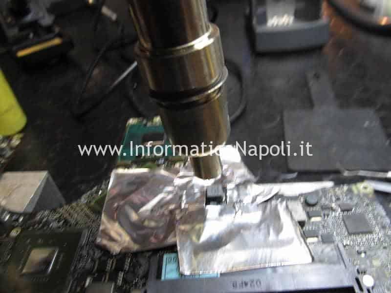 come riparo macbook pro 17 2009 A1297 820-2610-A