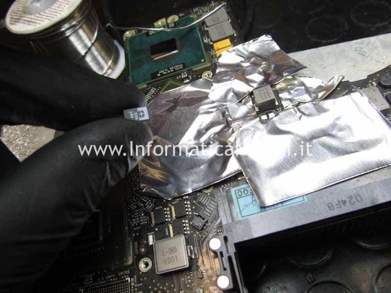 ripristino macbook pro 17 2009 A1297 820-2610-A