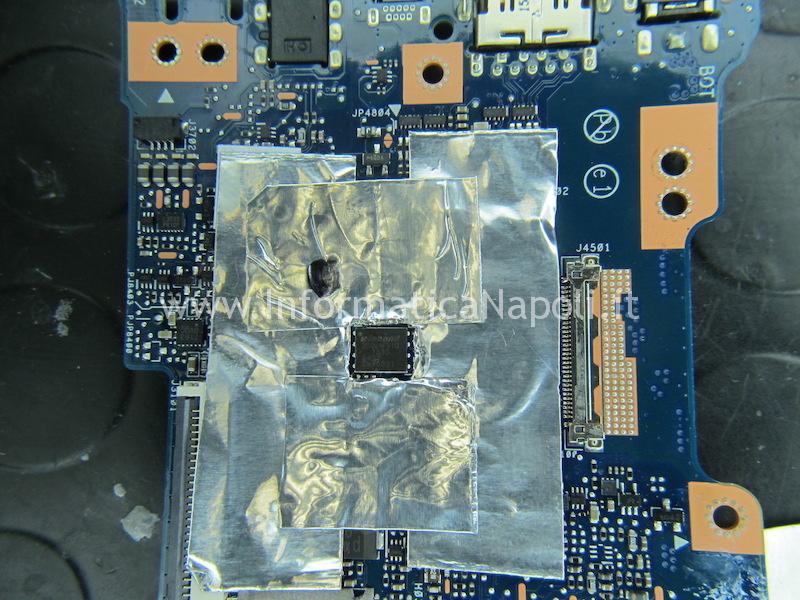 bios Asus ZenBook flip UX360 CA | CAK 2.1