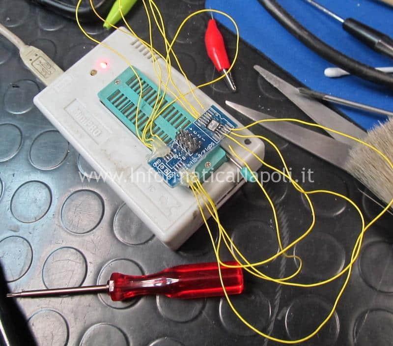 ripogrammazione bios Asus VivoBook E200H