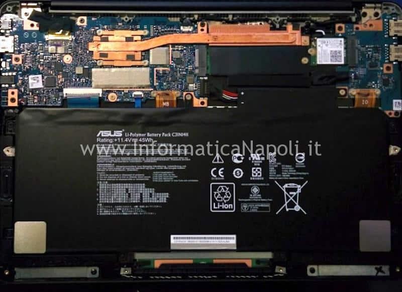 problemi zenbook UX305 | UX305FA