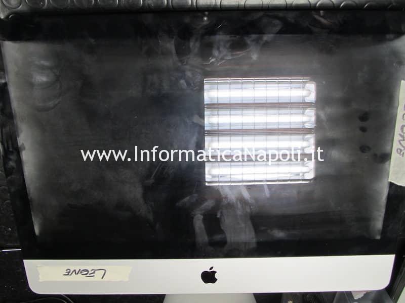 problemi fumo sigaretta elettronica iMac A1311 A1312