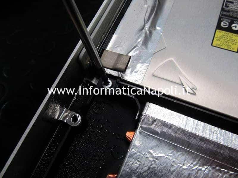 cosa succede e-cig svapo fumo sigaretta elettronica iMac A1311 A1312