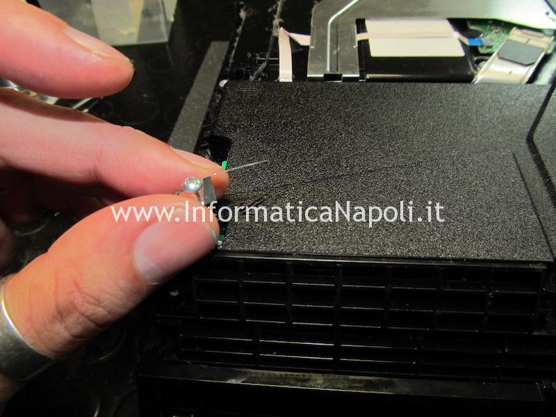 riparazione Playstation 4 PS4 CUH 1001A 1115A 1215A 2015A 7015A 7115