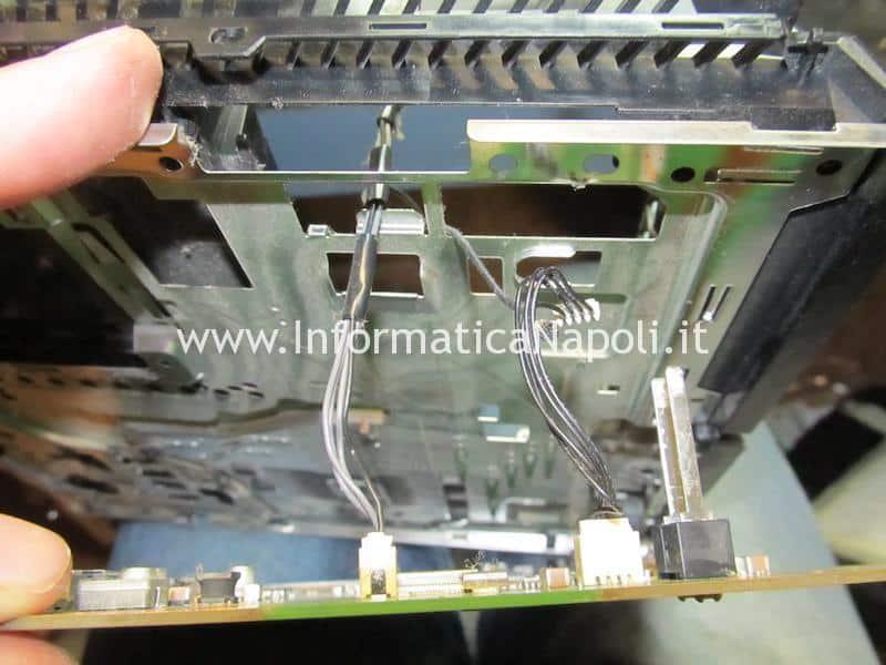 scheda logica HDMI Playstation 4 PS4 CUH 1001A 1115A 1215A 2015A 7015A 7115