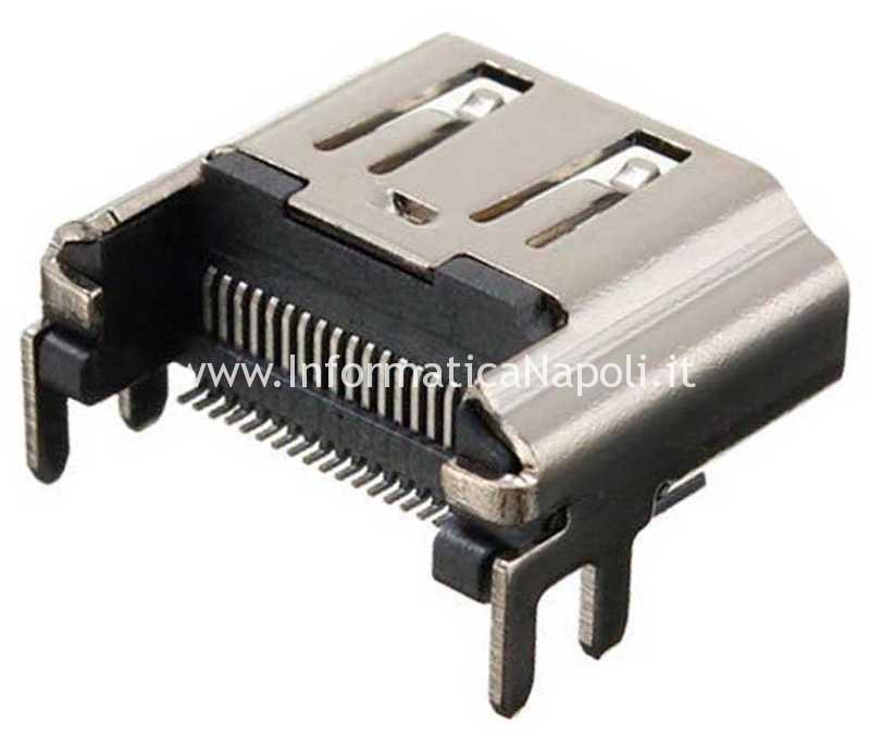 connettore HDMI PS4 FAT CUH-1000 | CUH-1100 | CUH-1200