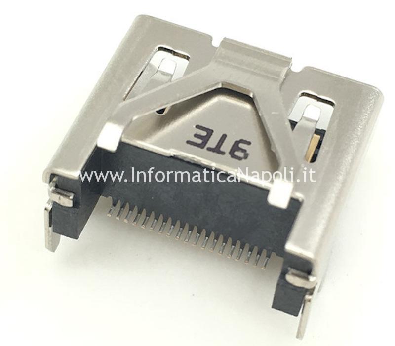 connettore hdmi PS4 slim CUH-2xxx PS4 PRO CUH-7xxx