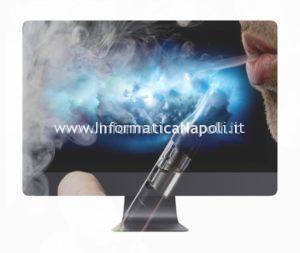 problemi imac svapo e-cig sigaretta elettronica