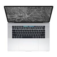 Problema schermo lcd macbook pro retina touch a1707