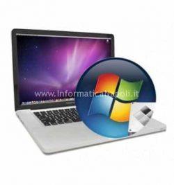 Installazione boot camp windows su portatili mac