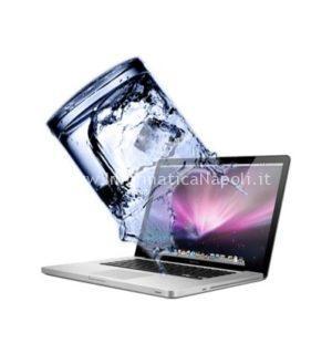 Riparazione danni da liquido macbook pro unibody 13 A1278