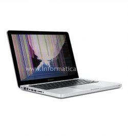 Servizio riparazione display schermo lcd macbook pro 13 unibody final