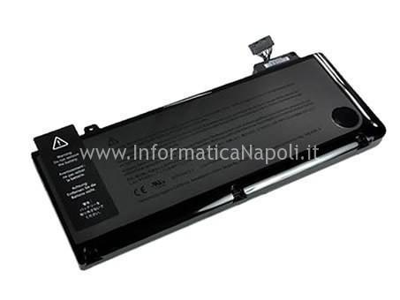 sostituzione batteria macbook A1278