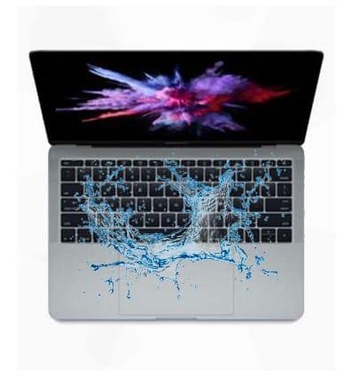 danni da liquido acqua macbook pro a1708