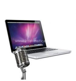 riparazione microfono macbook pro 13 a1278