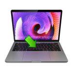 riparazione tastiera macbook pro a1706 touchbar