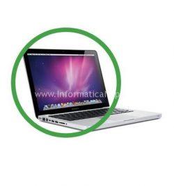 sostituzione blocco display scocca vetro macbook pro 13 a1278