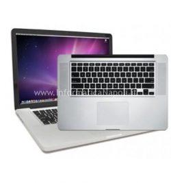 sostituzione tastiera e top case macbook pro unibody