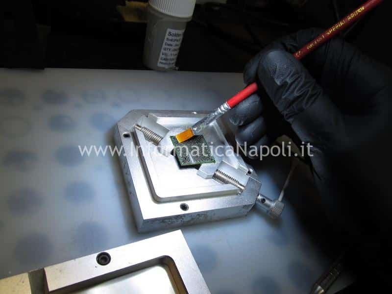 pulizia chip macbook pro 13 a1278