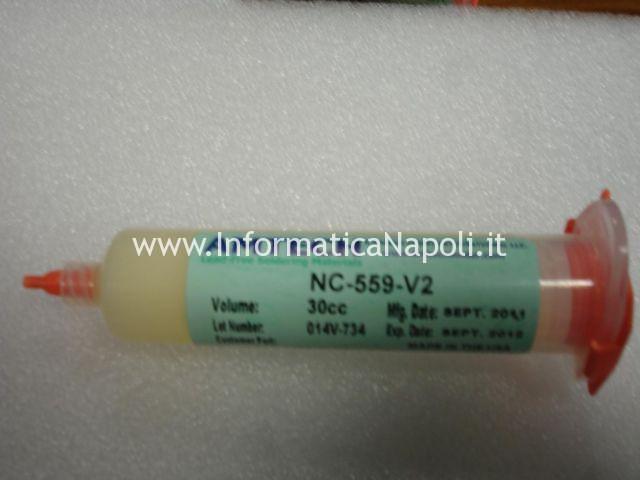 flussante amtech_nc-559-v2 reballing