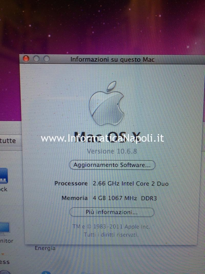 come installare mojave su macbook pro 2008 2009 2010 2011