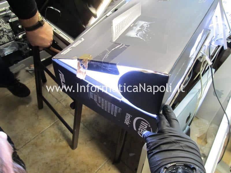 test barre led imac 27