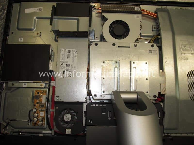 come riparare Dell XPS One 2710