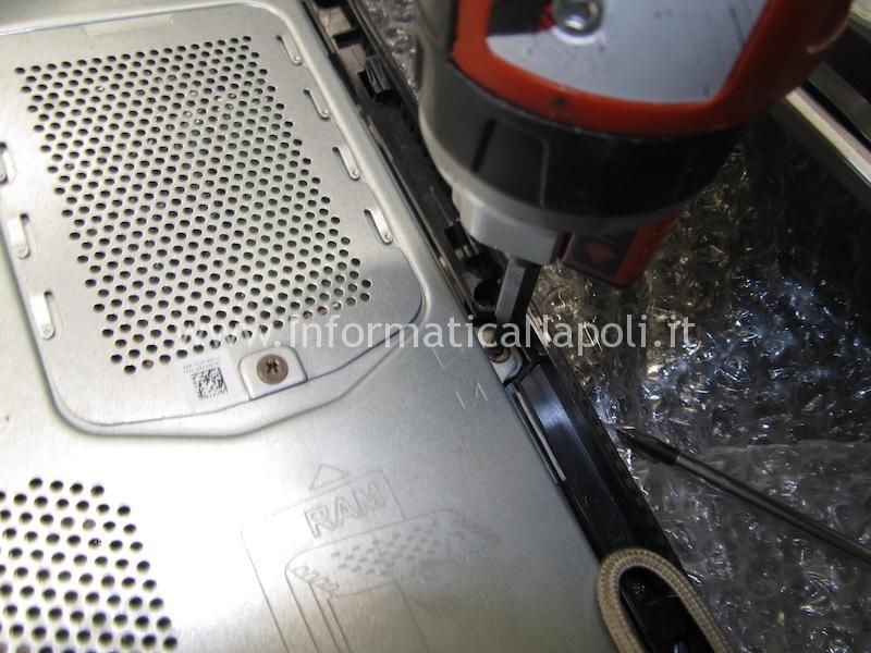 Dell XPS One 2710 schermo nero
