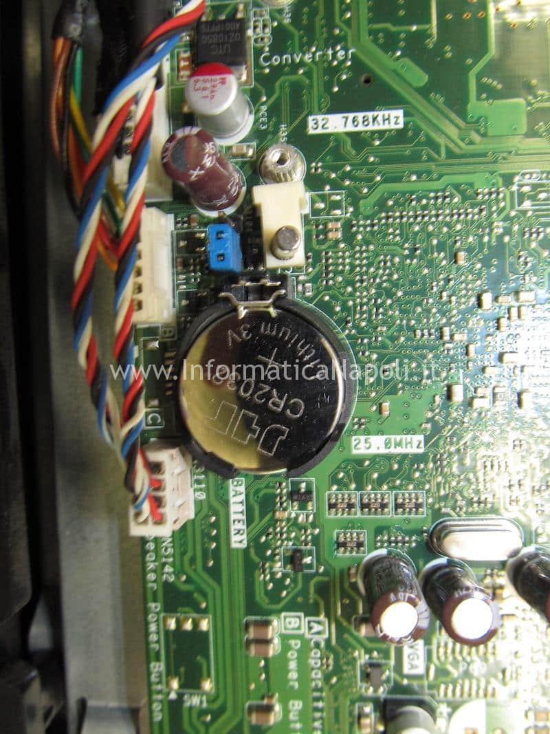 ripristino scheda madre Dell XPS One 2710 W06C IPIMB-PV
