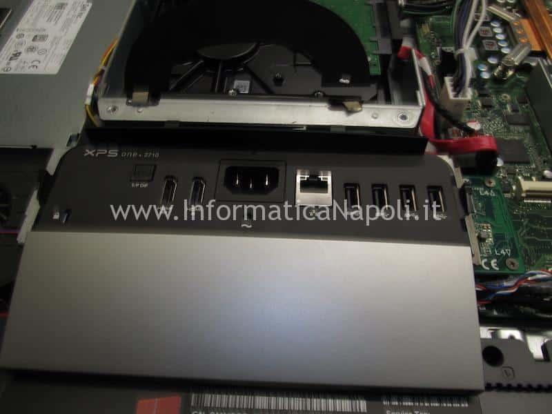 Come ripristino scheda madre Dell XPS One 2710 W06C IPIMB-PV