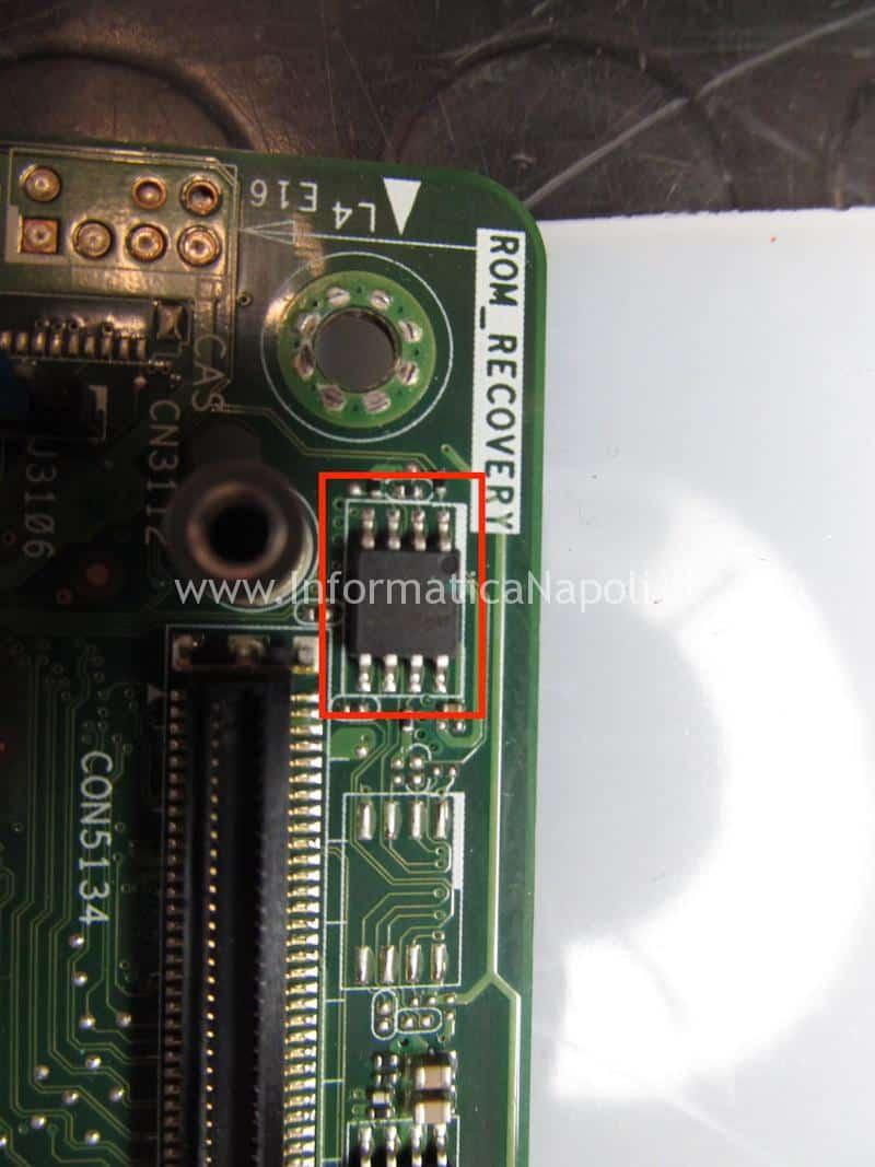 bios winbond Dell XPS One 2710 W06C IPIMB-PV