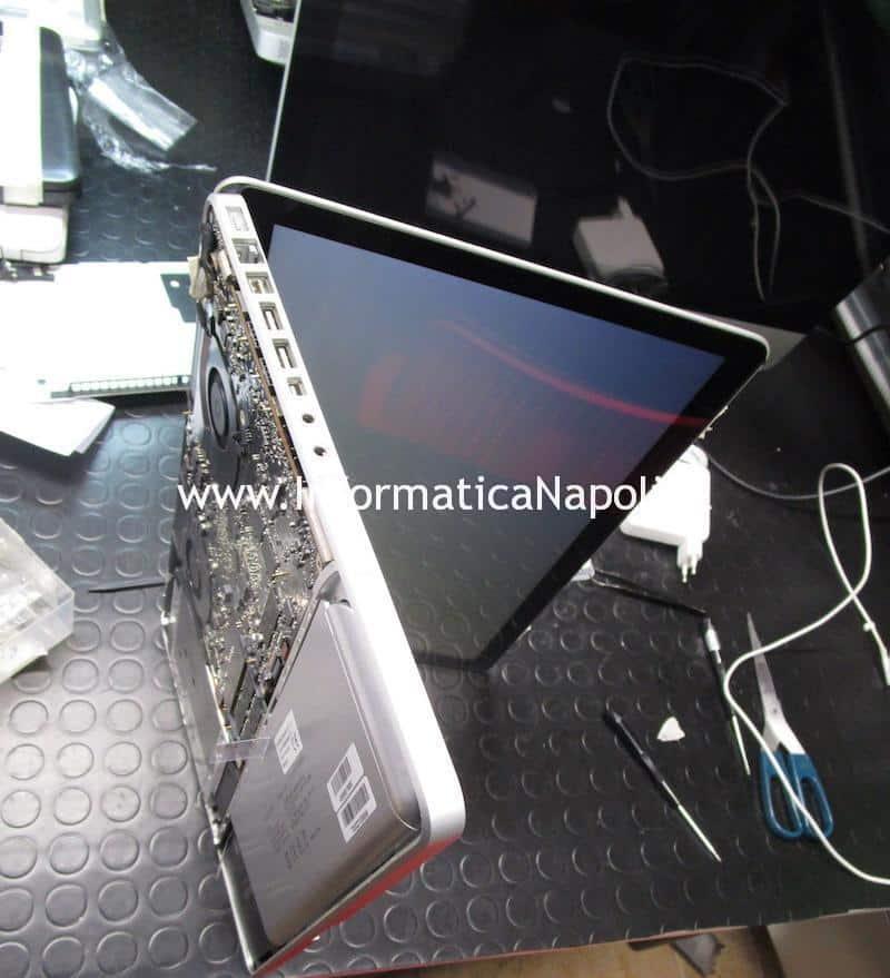 MacBook Pro 15 2008 820-2330-A riparato e funzionante