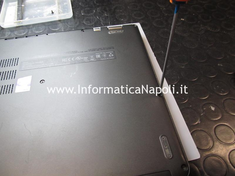 Lenovo ThinkPad Yoga 12 Business Ultrabook SL10G59249 ZIPS3 LA-A342P non si avvia