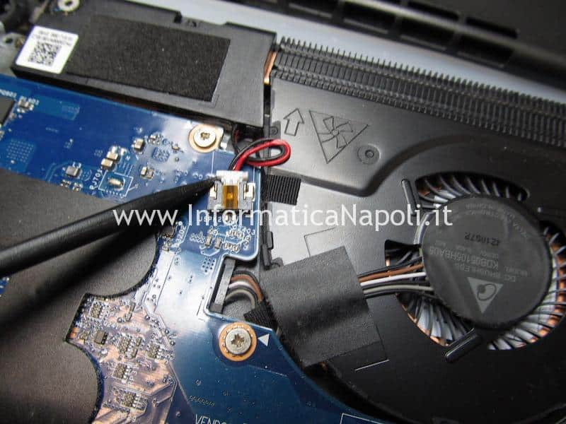 assistenza riparazione Lenovo ThinkPad Yoga 12 Business Ultrabook SL10G59249 ZIPS3 LA-A342P