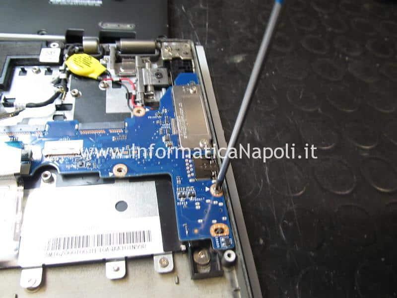 scheda wi-fi Lenovo ThinkPad Yoga 12 Business Ultrabook SL10G59249 ZIPS3 LA-A342P schermo nero