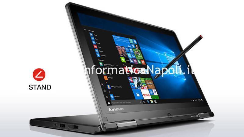 Lenovo Thinkpad yoga 12 non si accende