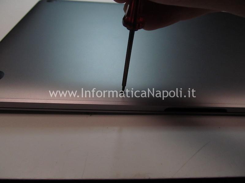 sostituzione tastiera macbook pro 15 a1707 13 a1706 A1708